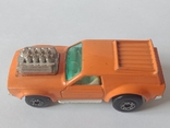 Модель авто Vantastic, Superfast. Matchbox, фото №6