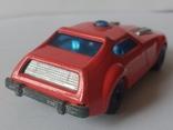 Модель авто Fire Chief, Superfast. Matchbox, фото №6
