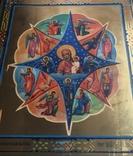 Икона Неопалимая Купина, фото №5