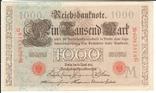 Германия 1000 марок 1910, фото №3