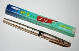 Чернильная ручка пр.Китай, Lily 712, гравировка корпуса., фото №3