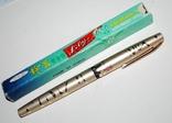 Чернильная ручка пр.Китай, Lily 712, гравировка корпуса., фото №4