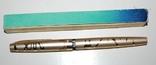 Чернильная ручка пр.Китай, Lily 712, гравировка корпуса., фото №6