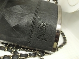 Клатч или сумочка Religion на плечо. Короны. Тяжеленький. 17х13х7см, фото №5