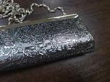 Клатч или сумочка на цепочке. 25х9х4см. Новый, фото №3