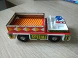 Машинка ГДР. Металл и пластик., фото №2