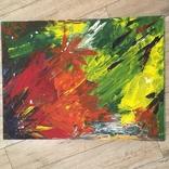 Картина Буйство красок, фото №2