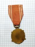 ПНР, медаль за 5 років вислуги у ВП., фото №4