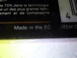 Кассета TDK - 90, фото №3