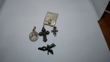 Ладанка и два крестика плюс бонус., фото №2