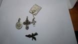 Ладанка и два крестика плюс бонус., фото №4