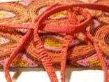 Сумка клатч бисер, фото №4