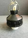Электропатрон цоколь керамический Е 27, фото №3