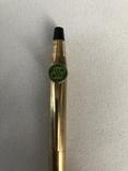 Ручка позолоченная CROSS, фото №4