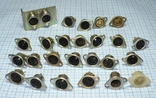 Гнездо на 3 pin (СССР), 25 штук., фото №4