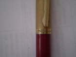 Шариковая ручка с позолоченным колпачком Monblant K 681, фото №4