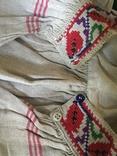 Сорочка старинная ручной работы, фото №8
