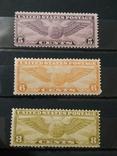 США MNH 1930г. Полная серия, фото №2