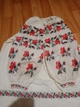 Калінкорова сорочка вишита хрестиком, фото №2