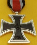 Копия награды Железный крест второй степени 1939 Вермахт, фото №3