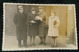 Фото Ефрейтора Вермахта с семьей. 1943г, фото №2