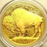 США 50 долларов 2006 г. PROOF, фото №3