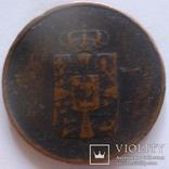 16 скірлінг 1814 року .Данія (особлива- тільки один випуск 1814), фото №3