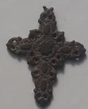 Крестик 17-18 века., фото №4