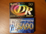 Запечатанные кассеты, фото №2