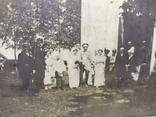 Фото Свадьба. Офицер с женой и гостями, фото №3