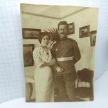 Фото Офицер с супругой, фото №2