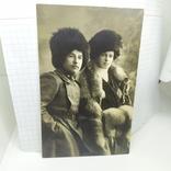 Фото Владивосток. Унтер-офицер Сибирского стрелкового полка с дамой, фото №2