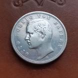 5марок1894 р. Баварія, фото №3