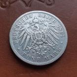 5марок1894 р. Баварія, фото №5