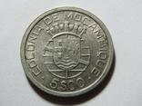 5 эскудо 1949 Мозамбик, фото №2
