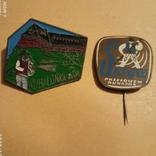 Тяжкі старі Польські значки., фото №2