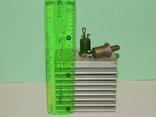 Охладитель и 2 оптотиристора ТО132-40, фото №4