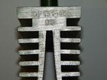 Охладитель и 2 оптотиристора ТО132-40, фото №5