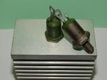 Охладитель и 2 оптотиристора ТО132-40, фото №10