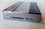 """ Аудиокассета "" Goldstar HD 90, фото №6"