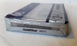 """ Аудиокассета "" Goldstar HD 90, фото №7"