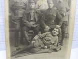 Фото 1920-1921 группы военных, фото №4