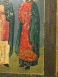 Святые мученики Гурий, Самон и Авив., фото №4