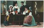 Открытка-картина Ельзас-Лотарингия 1915 год Первая мировая война Германия, фото №2