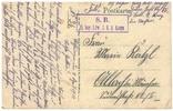 Открытка-картина Ельзас-Лотарингия 1915 год Первая мировая война Германия, фото №3