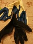 Набор строителя. /Очки плюс 2 пары перчаток/., фото №4