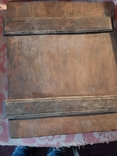 Икона Максим и Миланья, огненное золочение 36 х 31 см. 84 проба,, фото №7