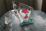 Сувенир Розы оргстекло + бонус, фото №3