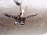 Подвеска Ангелок. Серебро. Новая ., фото №7