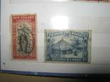 Почтовые марки США, Канады,Австралии и пр. стран Мира 39 шт., фото №5
